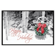 HPC5204, Friendly Welcome Holiday Postcards