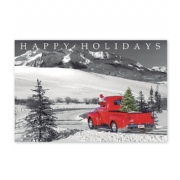 Holiday Postcards- Classic Claus