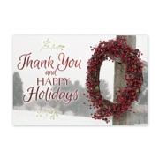 Holiday Postcards- Simply Thankful