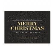 Merrily Modern Christmas Cards