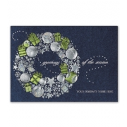Holiday Christmas Cards- Delightfully Decorated