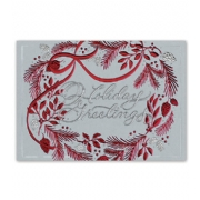 Holiday Christmas Cards- Red Wonder