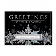 Holiday Christmas Cards- Snowflake Delight