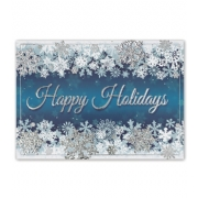 Holiday Cards- Dancing Flakes