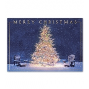 Holiday Christmas Cards- Spectacular Glow