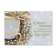 Holiday Cards- White Berry