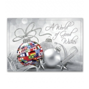 Holiday Card- Worldwide Wishes