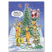 Electrical Contractor Holiday Cards