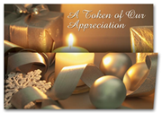 Holiday Coupon Card - Token of Appreciation