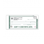 Individual Gift Certificates- Embassy