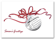 H55021, Accounting Holiday Cards - Seasonal Returns