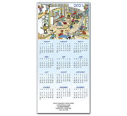 2021 holiday calendar cards for contractors