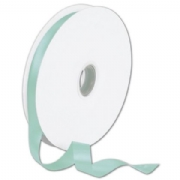 Double Faced Tiffany Blue Satin Ribbon