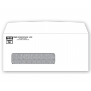 1 Window Confidential Envelope