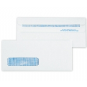 Single Window Confidential Envelope Self Seal
